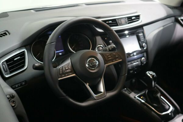 Nissan Qashqai 1,3 Dig-T 160 N-Connecta DCT - billede 3