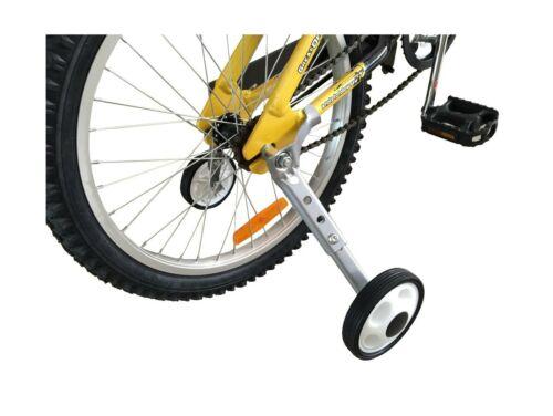 CHILDHOOD Adjustable Variable Speed Bike Training Wheels for Girls Boys 18 to...