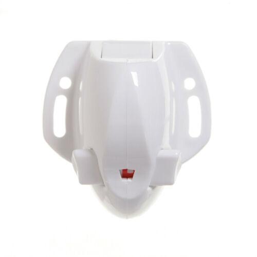 Dreambaby L855A ADHESIVE MAGNET LOCK 4 Locks 1 Key Baby Proof Magnetic Lock