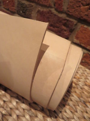 """12""""x 12"""" TOOLING  NATURAL VEG TAN LEATHER  4 mm thick  emboss wet mould sheath"""