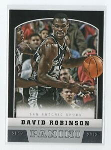 2012-13-Panini-Base-181-David-Robinson