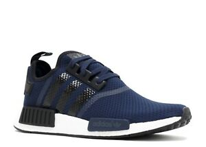 968a78cde Image is loading adidas-NMD-R1-JD-Sports-Navy-BB1356-Nomad-