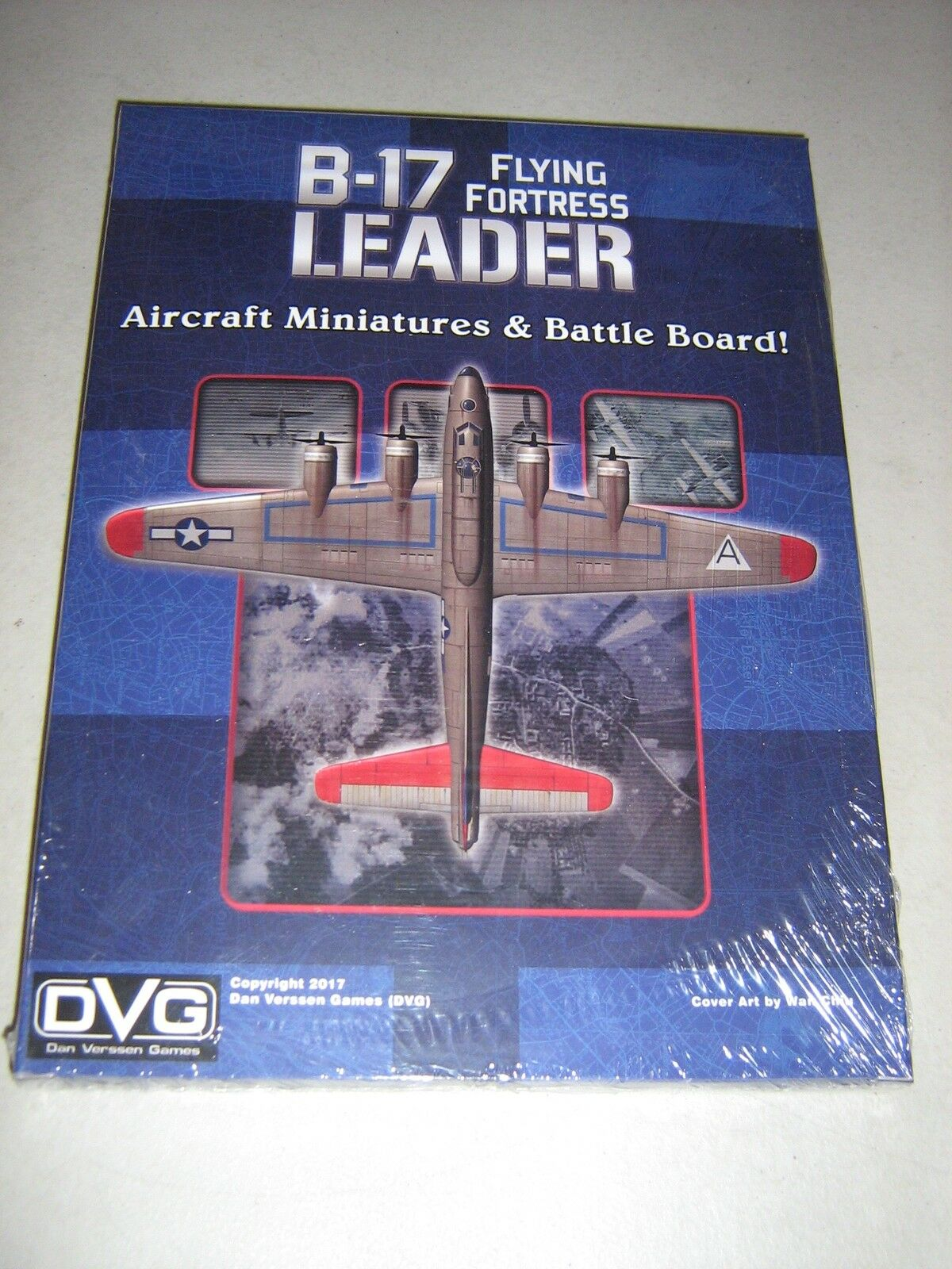 B-17 Flying  Fortress Leader Miniatures & Display (nuovo)  online al miglior prezzo