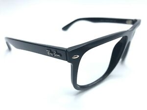 RAY-BAN-RB4147-601-58-SUNGLASS-FRAMES-SHINY-BLACK-60-15MM-FRAME-ONLY-3624