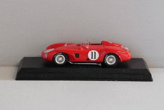 Ferrari 625 LM  11 Le Mans 195 - 1 43 - Art Model