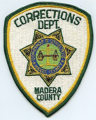 CALIFORNIA CA EXTRADITION AGENT PRISONER TRANSPORT DOC CORRECTIONS police PATCH