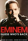 Guess Who's Back? by Eminem (DVD, Dec-2013, E1 Entertainment)