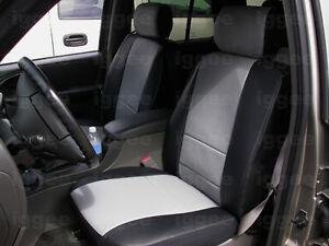 CHEVY TRAILBLAZER 2002-2005 LEATHER-LIKE SEAT COVER