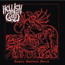 Hellish God-impure spirito Forces MCD-DEATH METAL