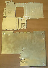 "Apple iBook G4 1.33 12"" 2005 A1133 Abdeckung Blech shield plate Schild"