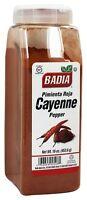 Badia - Cayenne Pepper - 16 Oz. on sale