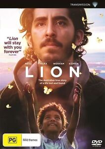 Lion-DVD-Region-4-Free-Shipping