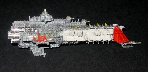 20 lance turrets side weapon modules for Space Battle Gothic Fleet BFG