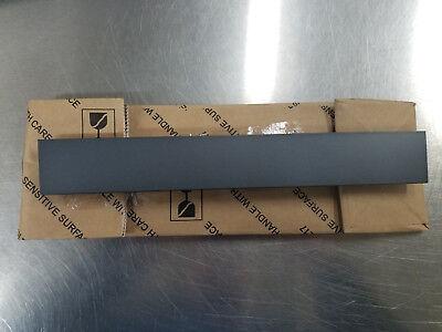 NEW FRONT LICENSE PLATE BRACKET PRIMED FOR 2009-2012 AUDI A4 AU1068104