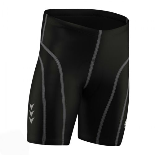 German Wear Radhose Fahrradhose Radlerhose Gepolsterte Coolmax Radler-Shorts