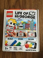 Lego #21201 Life of George New /& Factory Sealed Box Bricks /& Apps