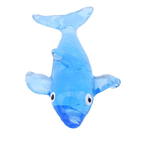 Novedad Niño Niñas Elástico Delfín Niños Bolsa Fiesta Rellenos Stretch Gracioso Juguetes CB