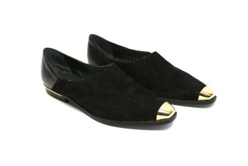 Noir Italie Fausto Femme Diamanti Chaussures Vintage Cuir 1dEIwHcHYq