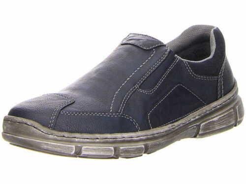 Sneaker 13761 Low Scarpe Taglie 15 Blu 40 New32 Shoes 47 Rieker da Slipper uomo qawtZZ