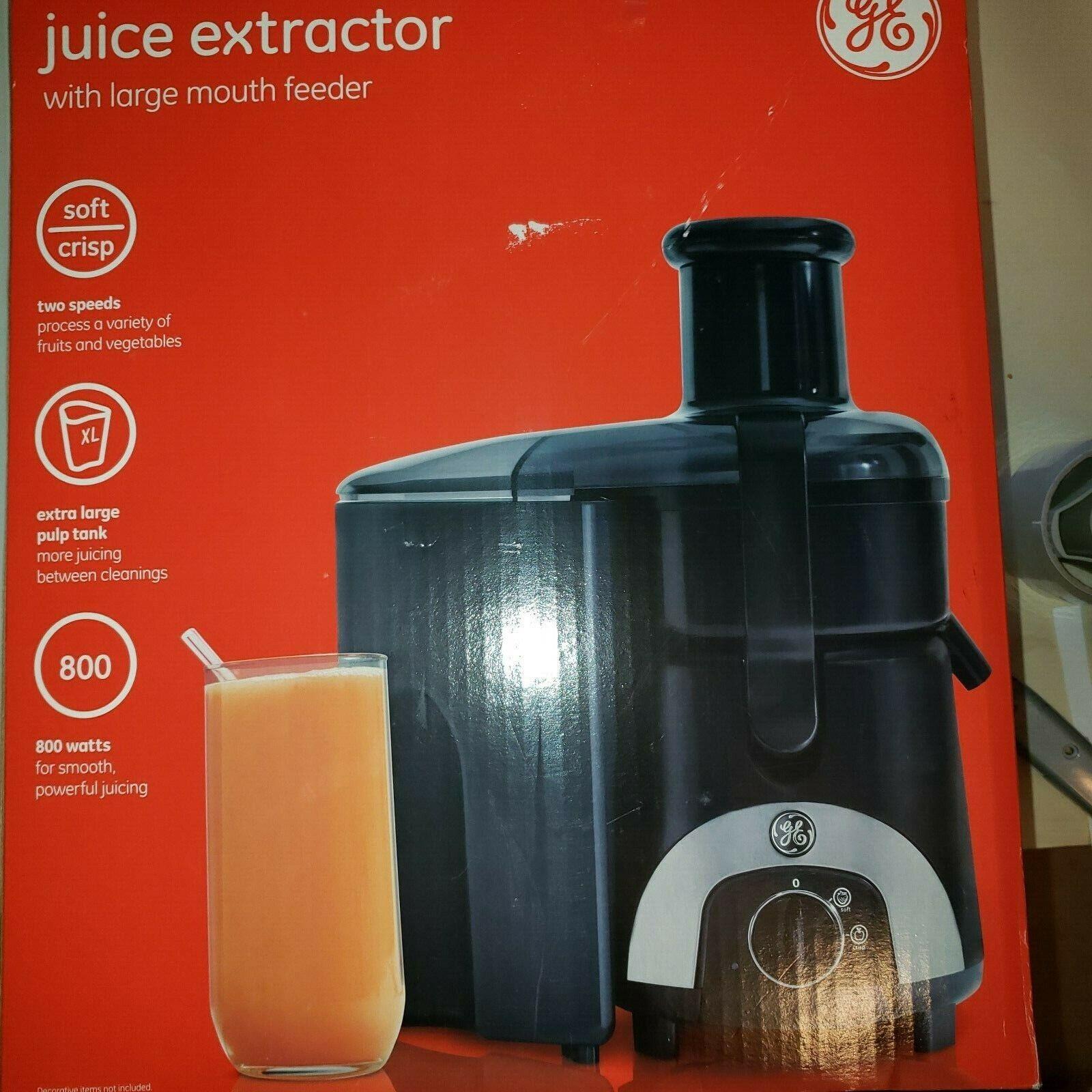 GE Juice Extractor 169201 Reviews –