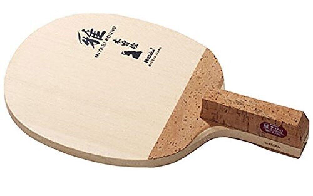 Nuevo Nittaku Mesa Raqueta de Tenis Miyabi rotondo Ne-6692 Bol comfortable 65533;655333; grafo Cypress