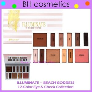 1c0bad214a562 Chargement de l image NEW-BH-Cosmetics-Ashley-Tisdale-ILLUMINATE-BEACH- GODDESS-