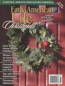 Early American Life Magazine Navidad de 2020   eBay