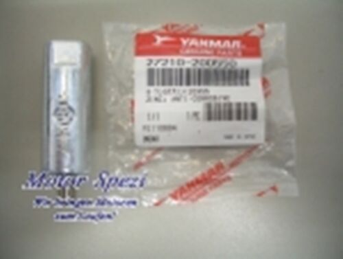 Zinkanode für Yanmar original 27210-200550 für Saildrive SD20//31