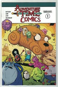 SDCC 2016 ADVENTURE TIME COMICS #1 RETAILER EXCLUSIVE VARIANT KABOOM COMICS