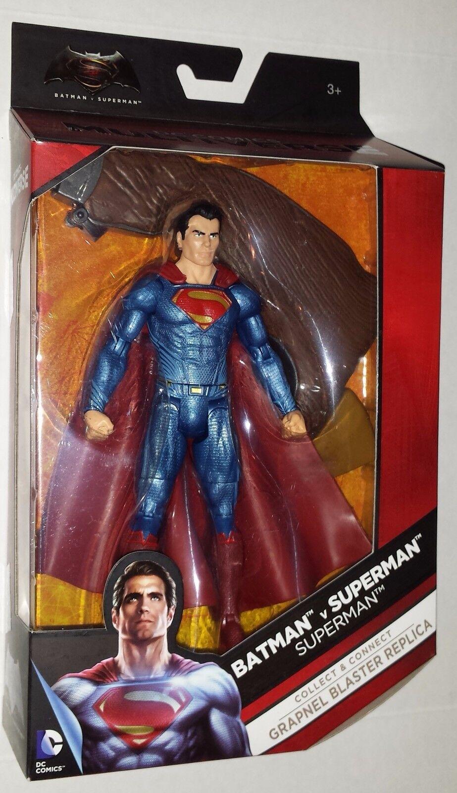 Batman Batman Batman v Superman • Complete 6 Inch Action Figure Set • Includes Bruce Wayne 12c296