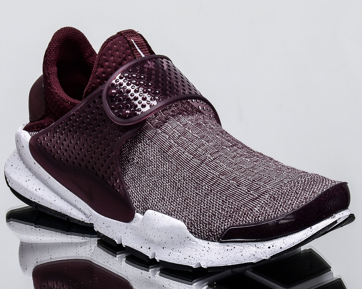 Nike Sock Dart Premium SE Hommes lifestyle casual Baskets NEW NEW Baskets maroon 859553-600 faa2bd