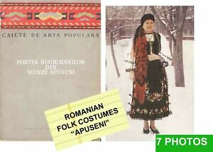 1957-book-Romania-Folk-Costumes-Western-034-Apuseni-034-Mountains-28-pict-color-B-amp-W