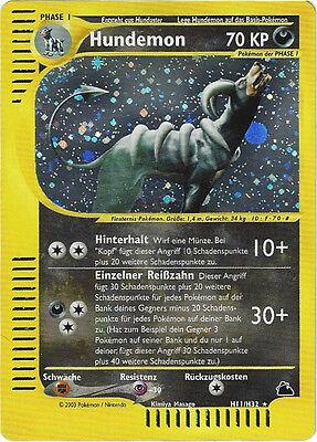 PSA 9.0 ? CCG 58 Pokemon Skyridge Holo Raikou H26//H32 Deutsche Karte BGS