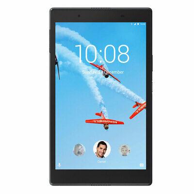 """Lenovo Tab 4 Plus 8"""" Full HD Tablet 4G LTE, 3GB RAM, 16GB Android 7.1 Black"""