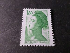 FRANCE-1985-timbre-2375-type-Liberte-neuf