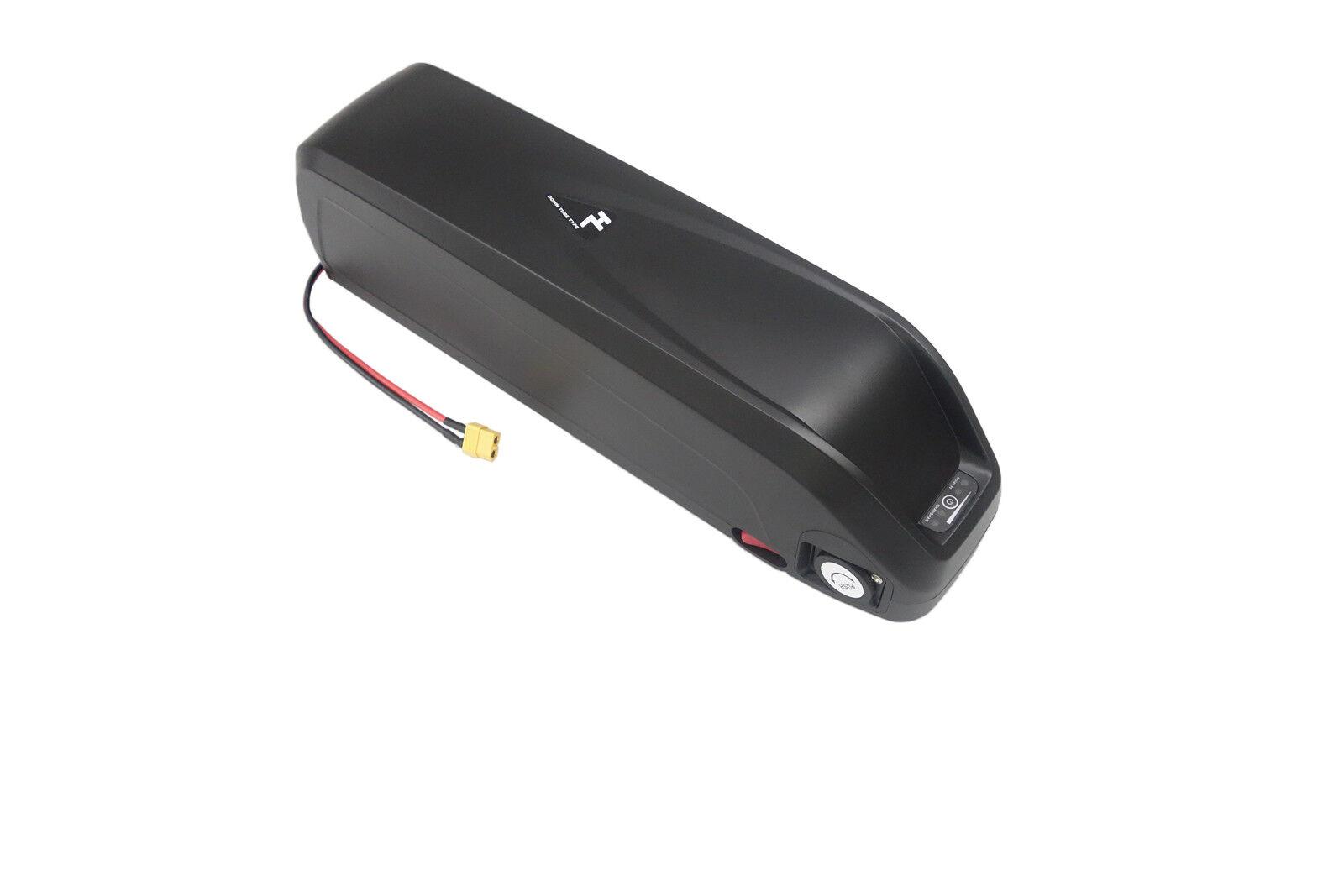 E-Bike Akku 36V 15.6AH Pedelec Umbausatz Li-Ion Rahmenakku Trinkflaschenakku  USB  fast shipping