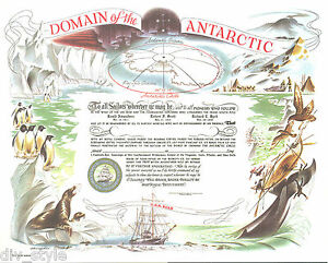 Domain-of-the-Antarctic-Certificate-blank-mint-US-Naval-Institute