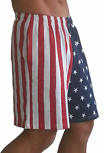 F600-Flag-Shorts-in-American-Flag-Short-Pattern