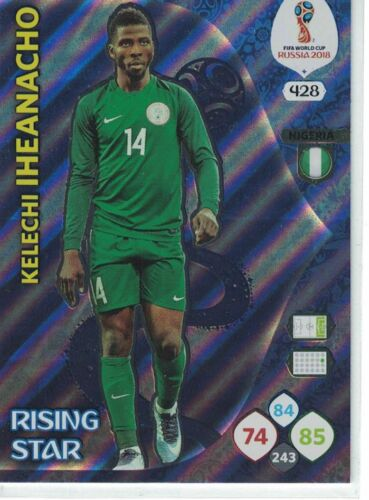 Panini FIFA World Cup Russia 2018 Adrenalyn XL japón tarjetas para seleccionar