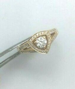 bague diamant taille 50