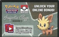 Pokemon Tcg Online - Aspertia Gym Season 1 Code - Emailed - Near Instantly.