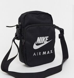 Nike Air Max Small Items Bag Black