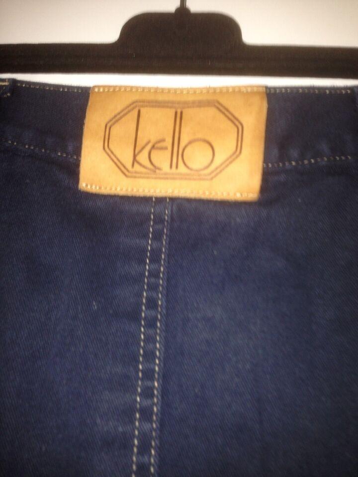 Lærreds nederdel, str. 40, Kello
