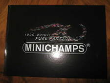 1990 - 2010 Pure Passion MINICHAMPS BUCH 333101 New