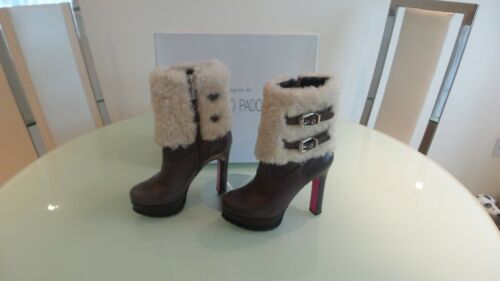 Womens Luciano 495 Padovan Size 37 Boots Cost £ rOxO56q0n