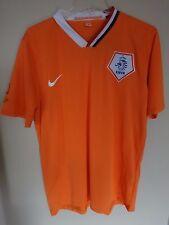 Vintage Netherlands Holland National Team Houtman # 5 Soccer Jersey Men 2XL UEFA