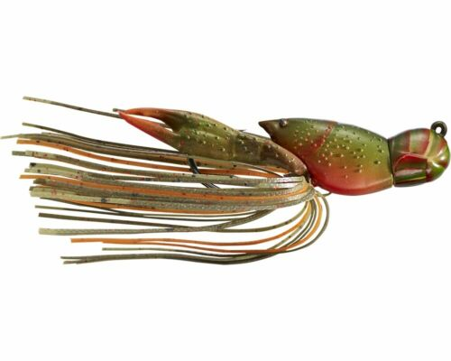 LIVETARGET Hollow Body Crawfish 1-3//4in