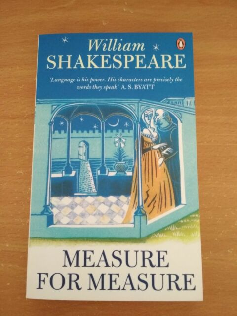 Measure for Measure by William Shakespeare (Paperback, 2005)