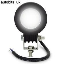 10 X 12V 24V WATERPROOF 10W 1 LED Work Light Spot Beam Lamp 4WD Jeep SUV ATV 4X4