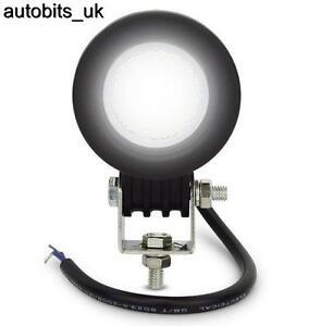 10-x-12v-24v-Impermeable-10w-1-LED-Luz-de-trabajo-Punto-Barra-Luz-4wd-Jeep-SUV